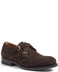 Suede monks original 10600486
