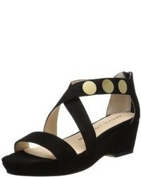 Suede wedge sandals original 1645791