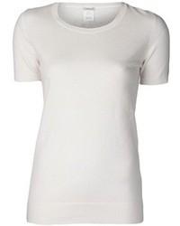 T shirt a col rond blanc original 1311549