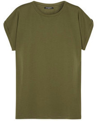 T shirt a col rond olive original 1313385