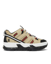 Burberry Beige Rs5 Low Sneakers