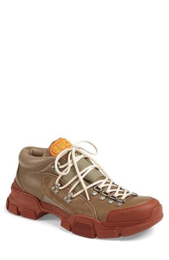b883b848a Gucci Leather Original Gg Trekking Boot, $980 | Nordstrom ...