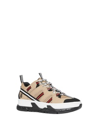 Burberry The Union Logo Platform Sneaker