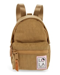 LOLA LODIS LOS ANGELES R Mini Convertible Backpack