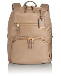 Tumi Voyageur Halle Leather Trim Backpack