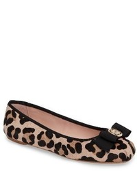 Kate Spade New York Fontana Too Genuine Calf Hair Ballet Flat