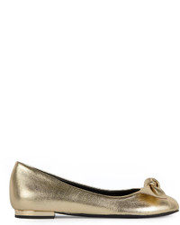 Burberry Leather Flats