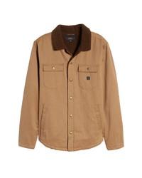 Roark Hebrides Fleece Shirt