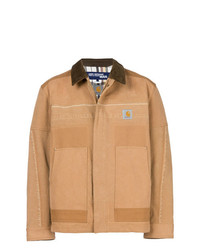 Junya Watanabe MAN Junya Watanabe X Carhartt Patchwork Jacket