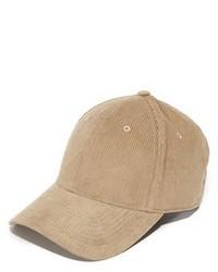 Tan Baseball Cap