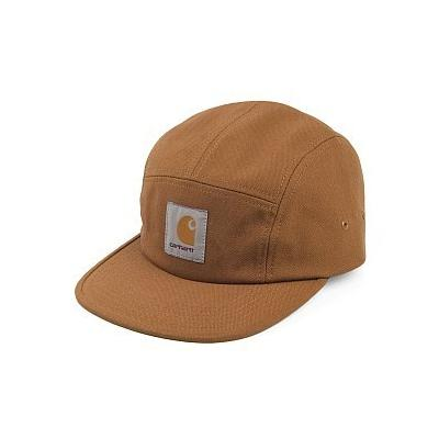 386ccb143ce ... Tan Baseball Caps Carhartt Hats 5 Panel Backley Baseball Cap Brown
