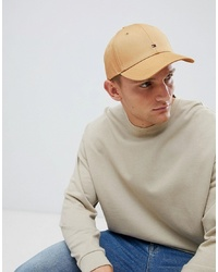 Tommy Hilfiger Classic Baseball Cap In Stone