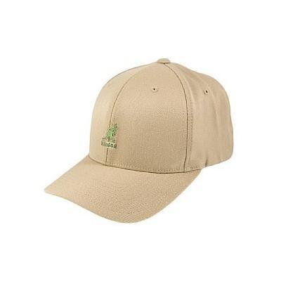 e5f0eda594a ... Kangol Hats Kangol Wool Flexfit Baseball Cap Beige