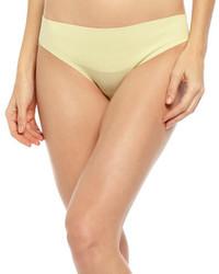 Spanx Undie Tectable Lace Back Bikini Briefs Limeade