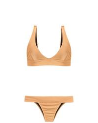 Haight V Neck Bikini Set