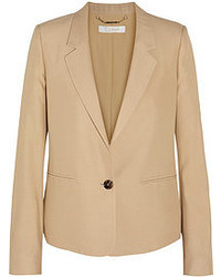 Tan blazer original 1366017