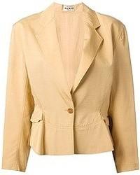 Alaia alaa vintage drawstring blazer medium 51612