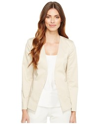 Ellen Tracy Angle Pocket Blazer Jacket