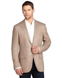 e8ff7c69 Men's Tan Jackets by Ermenegildo Zegna | Men's Fashion | Lookastic.com