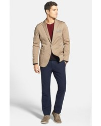 Hugo Boss Boss Vin Trim Fit Cotton Twill Sport Coat | Where to buy ...