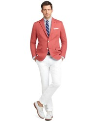Brooks Brothers Fitzgerald Fit Cotton Linen Sport Coat | Where to ...