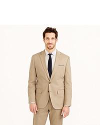 Crosby suit jacket in italian chino medium 3672049