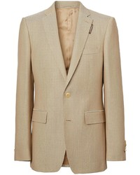 Burberry English Fit Tailored Jacket