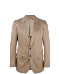 Gieves & Hawkes Formal Blazer Brown
