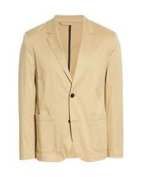 Hugo Slim Fit Stretch Cotton Sport Coat
