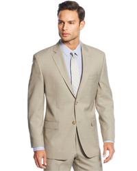 Sean John Tan Patterned Jacket