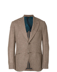 Maurizio Miri Woven Textured Jacket