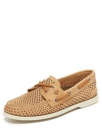 Sperry Ao 2 Eye Laser Perforated Boat Shoes