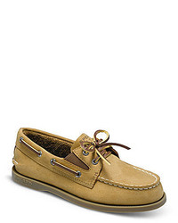 Sperry Authentic Original Boys Slip On Boat Shoes