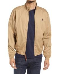 Polo Ralph Lauren City Baracuda Cotton Jacket