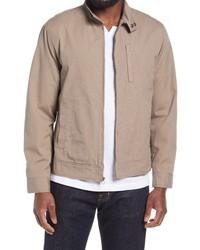 Rails Freemont Canvas Band Collar Jacket