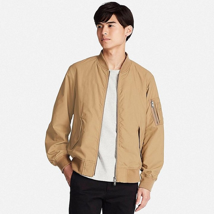 reputable site 2019 authentic new collection Ma 1 Bomber Jacket
