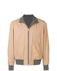 Brunello Cucinelli Zip Front Jacket