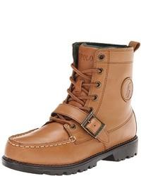 Polo Ralph Lauren Kids Ranger High Ii Fashion Lace Boot