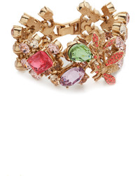 Oscar de la Renta Crystal Bee Bracelet