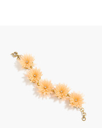 J.Crew Petal Blossom Bracelet