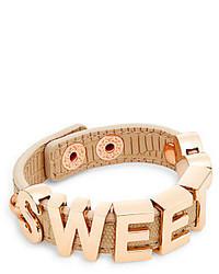 BCBGeneration Sweet Strap Bracelet