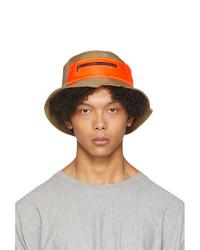 Feng Chen Wang Beige Bucket Hat