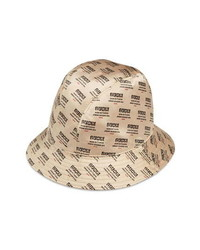 Gucci Stamp Logo Bucket Hat