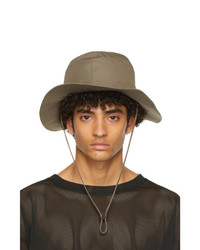South2 West8 Taupe Crusher Bucket Hat