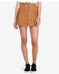 Denim & Supply Ralph Lauren Button A Line Skirt