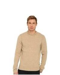 Jack Spade Brewster Rollneck Sweater Sweater Tan