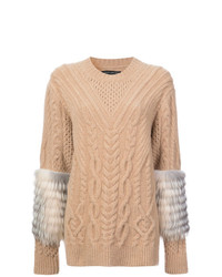 Sally Lapointe Knitted Sweater