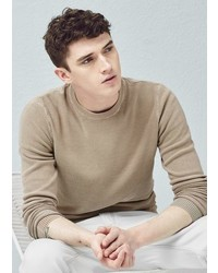 Mango Outlet Round Neck Sweater