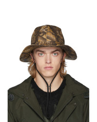 South2 West8 Khaki Camouflage Crusher Hat