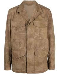 Etro Patch Pocket Single Breasted Blazer